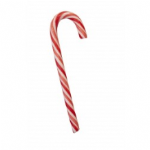 Red And White Striped Candy Cane